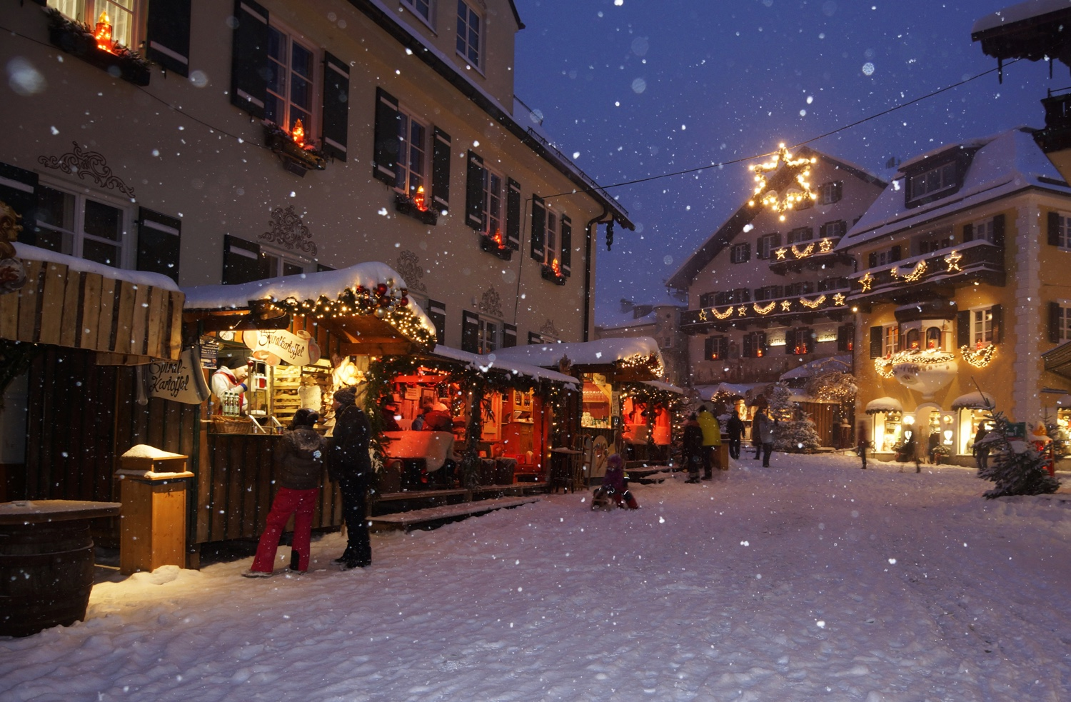 Christmas Holiday Travel Packages